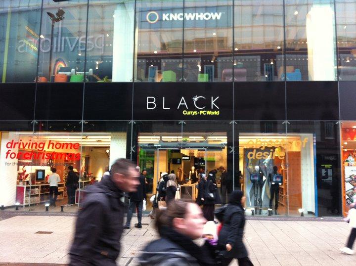 Blacks birmingham