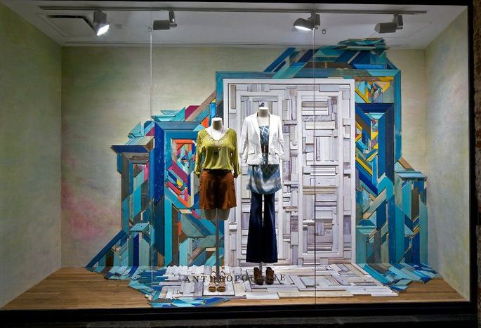 Summer Window Displays International Visual