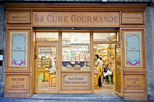 Le cure gourmande aix en provence international visual for Decoration rocaille aixen provence