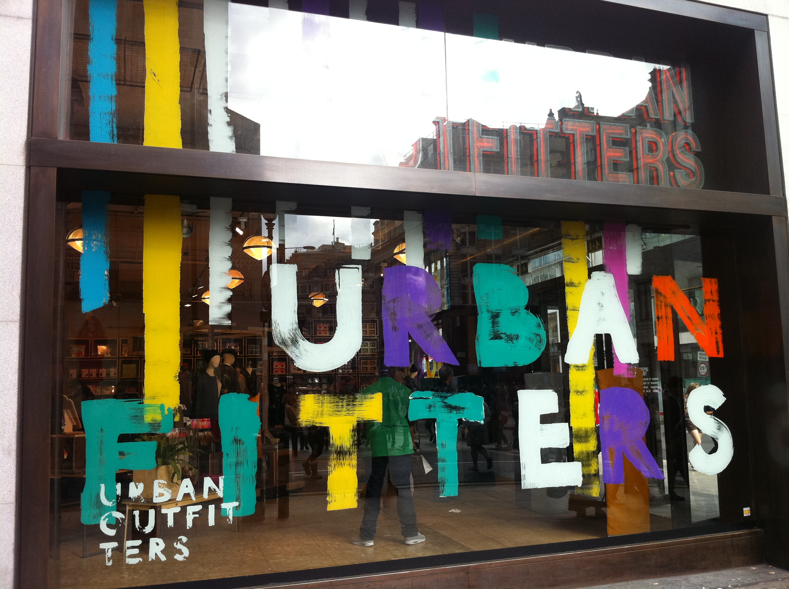 Urban Outfitters International Visual