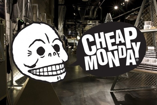 The first Cheap Monday style 'Tight' was born, at this point made exclusively as an in-store brand. An unwashed, very tight fitted stretch denim jean for a shockingly good price! It was an immediate success and the first pairs sold out in a couple of buzz24.gaon: 37/39 Carnaby Street, London, W1F 7DT.