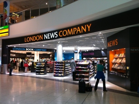 0f1077ec354 London News Company – Gatwick Airport North Terminal