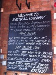 The Natural Kitchen Marylebone London April 201203