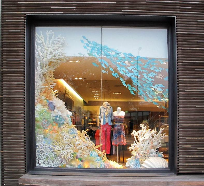 Anthropologie Earth Day Windows05