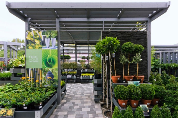 next home and garden by dalziel and pow shoreham uk retail design blog international visual