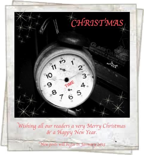 IV Christmas card 2012