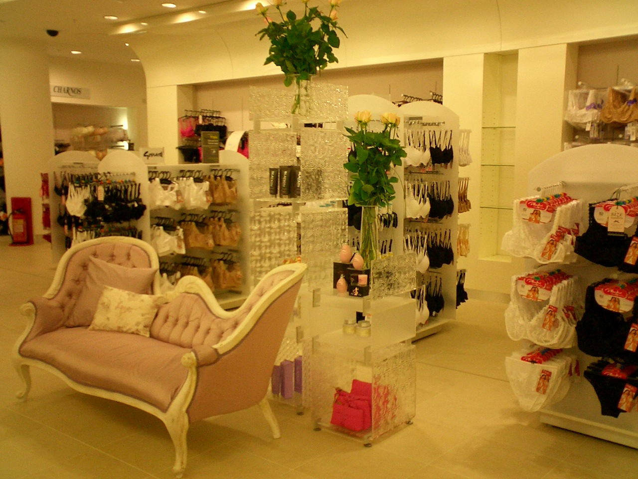 Lingerie Store Ideas Inspiration International Visual