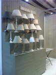 Great idea for a lighting fixture