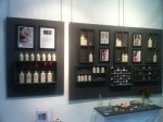 Great hanging display made from MDF panels