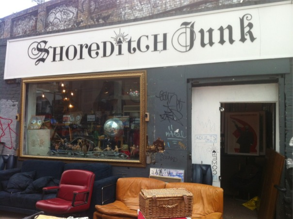 Shoreditch Junk