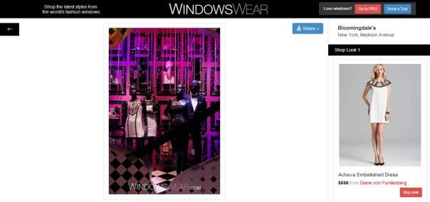 WindowsWear.com Bloomingdale's