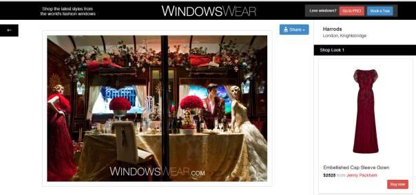 WindowsWear.com Harrods