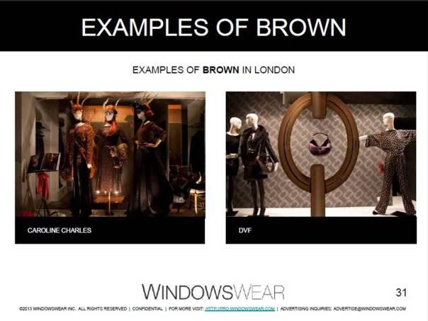 WindowsWear PRO Color Trends