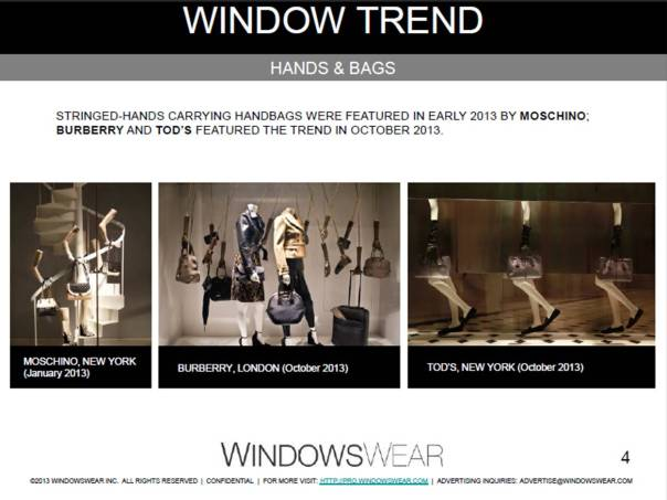 WindowsWear PRO Window Trends