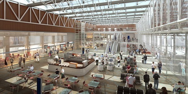 New Look Paddington Station Retail Space