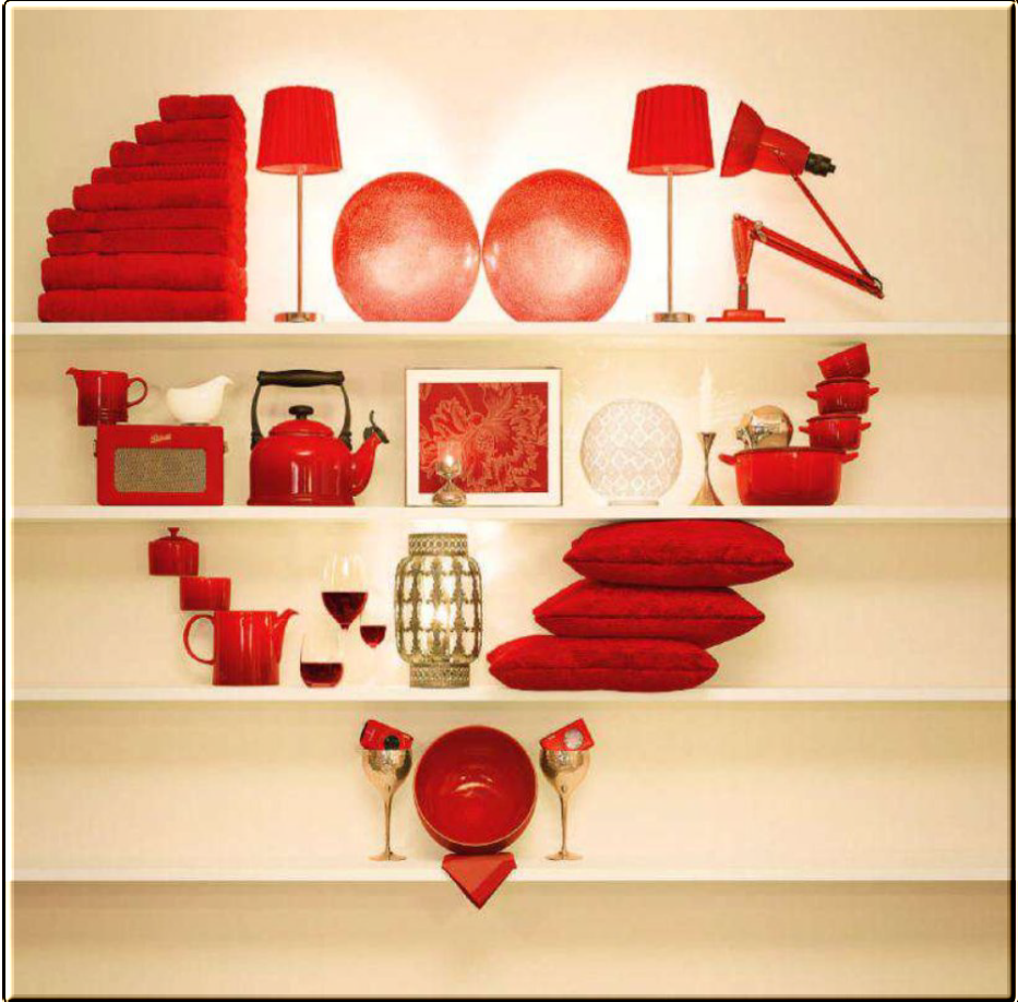 International Visual Visual Merchandising Store Design